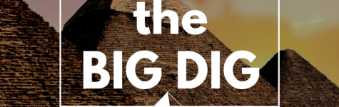 The Big Dig: Vacation Bible School 2017!
